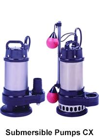Submersible Pumps CX
