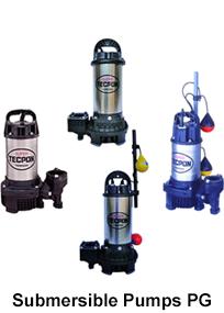 Submersible Pumps PG